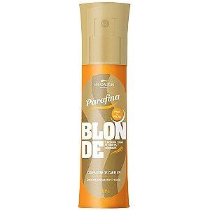Clareador Solar para Cabelos Parafina Blonde - 120ml