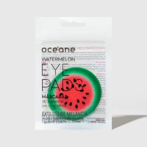 Watermelon Eye Pads Oceane - Mascara facial de melancia