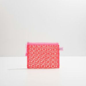 Necessair Lace Bag Pink Oceane - Pequena