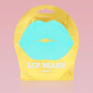 Lip Mask Mint - Mascara labial de uva verde