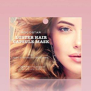 Luster hair capsule mask - Capsulas para cabelos brilhosos