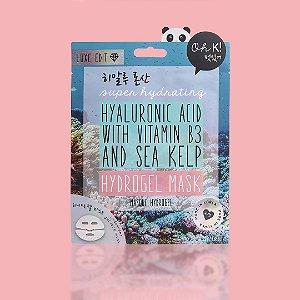 OH K! Hyaluronic Acid Hydrogel Mask - Mascara hidrogel de acido hialurônico