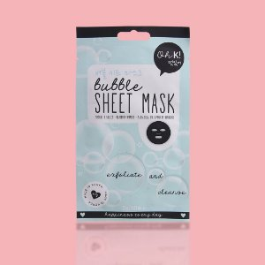 OH K! Bubble Sheet Mask - Mascara bolha de limpeza