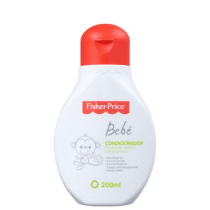Condicionador Bebe Fisher Price - 200ml
