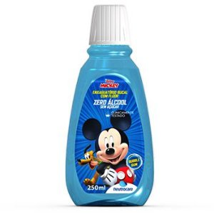 Enxaguante Bucal Disney Mickey Neutrocare - 250ml