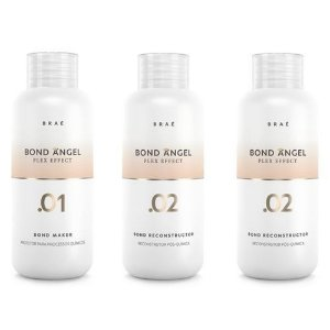 Kit Bond Angel Plex Effect Brae - 3 passos de 100ml