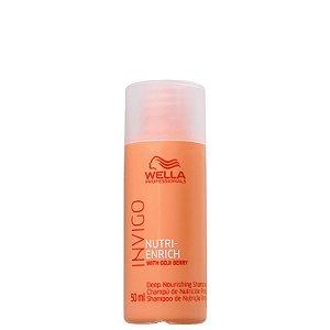 Shampoo Nutri Enrich Wella - 50ml