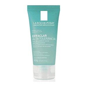 Effaclar Alta Tolerância La Roche Posay - Gel de Limpeza Facial 60g