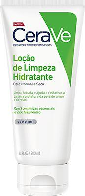 Loção de Limpeza Hidratante Cerave - 200ml
