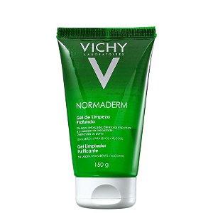 Normaderm Vichy - Gel de Limpeza Facial Profunda 150g