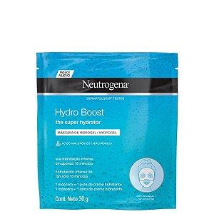 Mascara Hydro Boost Recovery Neutrogena - Máscara Hidratante 30ml