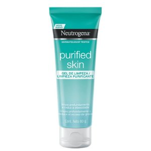 Purified Skin Neutrogena - Gel de Limpeza Facial - 80g