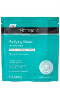 Purifying Boost Hydra Neutrogena - Mascara Detox Facial 30g