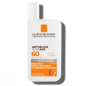 Anthelios Hydraox FPS 60 La Roche Posay - Protetor Solar Facial Anti-idade 50g