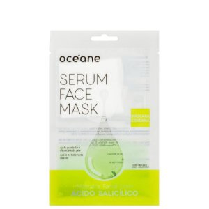 Serum Face Mask Acido Salicílico Oceane - Mascara facial com acido salicílico 20ml
