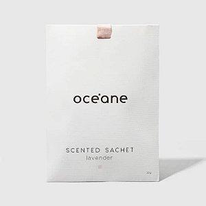 Scented Sachet Lavander Oceane - Sachê Perfumado de Lavanda 10g