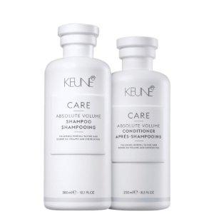 Kit Absolute Volume Keune - Shampoo 300ml e Condicionador 250ml