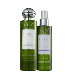 Kit So Pure Recover Keune - Shampoo 250ml e Condicionador Spray 200ml