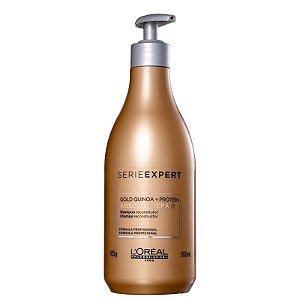 Shampoo Absolut Repair Gold Quinoa L'oreal - 500ml