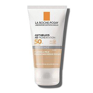 Anthelios AE FPS 50 La Roche Posay - Protetor Solar Facial Anti-Idade Cor Clara