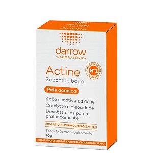 Actine Sabonete Darrow - Sabonete em barra 70g