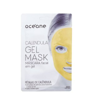 Calendula Gel Mask Oceane - Mascara Facial em Gel 15g