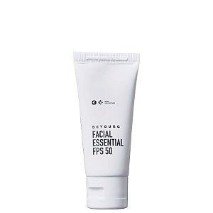 Facial Essential FPS 50 Beyoung - Protetor Solar Facial 35g