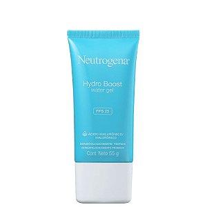 Hydroboost Water Gel FPS25 Neutrogena - Hidratante facial com proteção solar 50g