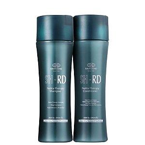 Kit Nutra Therapy SH-RD - Shampoo 250ml e Condicionador 250ml