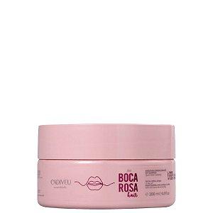 Mascara Boca Rosa Cadiveu - 200ml