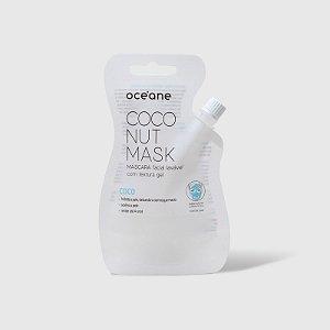 Coconut Mask Oceane - Mascara facial em gel lavável - 35ml