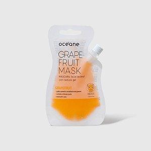 Grape Fruit Mask Oceane - Mascara facial em gel lavável - 35ml