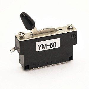 Chave seletora modelo Strato 5 posições Gotoh® YM-50