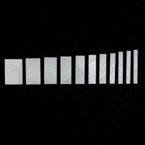 Marcações Jazz ou Precision Bass (Inlay) - preto ou Pearloid branco