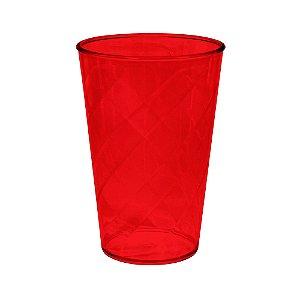 Copo Twister PS Vermelho 600 ml