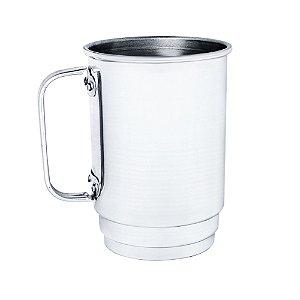 Caneca Alumínio 102-S 580 ml Reto