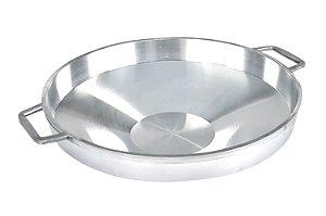 Disco Alumínio Fundido Fundo Cônico 43,5 cm