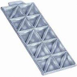 Forma Alumínio fundido para Ravioli 25x10 cm