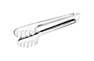 Pegador Inox Dentado para Massa e Salada 21 cm