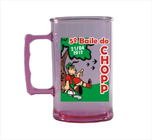 Caneca New 420ml Rosa