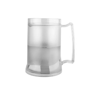 Caneca Gel Transparente 465 ml
