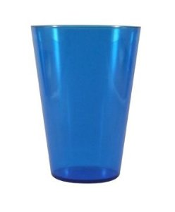 Copo Caldereta BIG PS 585 ml Azul Cristal