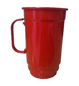 Caneca 101-S 750ml Vermelha