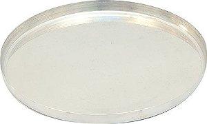 Forma de Alumínio para Pizza 26 cm Reta
