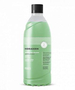 Sabonte Líquido Refil 500Ml Farmax Capim Limao Com Glicerina Hidraderm