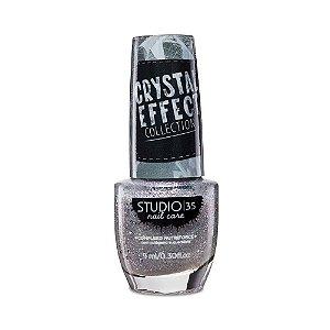 Esmalte Studio 35 Crystal Effect #luadecristal