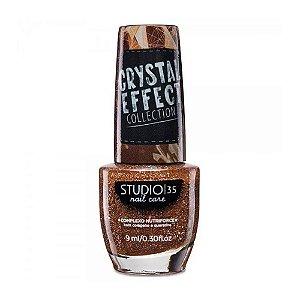 Esmalte Studio 35 Crystal Effect #sqn
