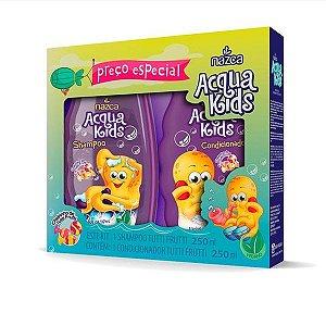 Aqua Kids Kit Sh+Co 250ml Tuti Fruti
