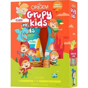 Grupy Kids Kit SH + Cond 500ml Xo Embaraço