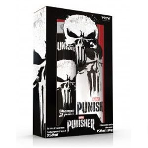 Kit Punisher (SH  2 em 1 + Desodorante)